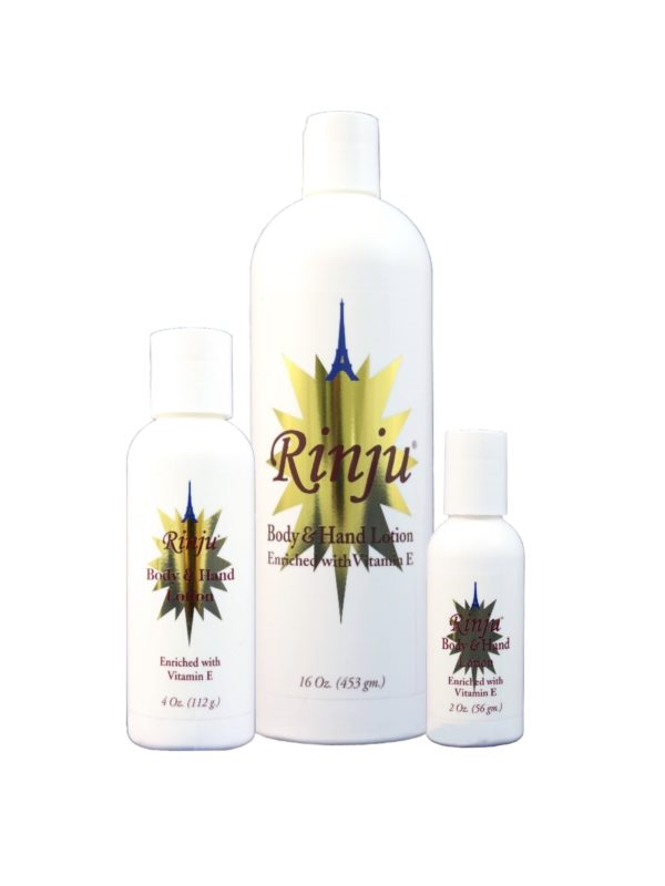 Rinju Lotion 3 Sizes