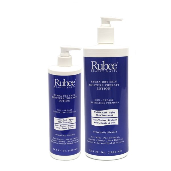 Rubee Dry Skin Lotion 2 sizes