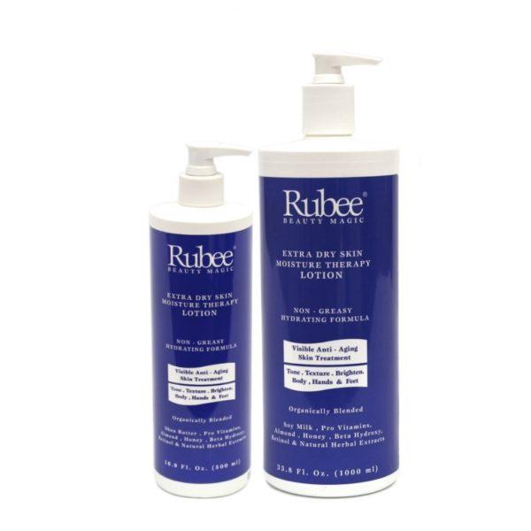 Rubee Dry Skin Lotion 2 sizes