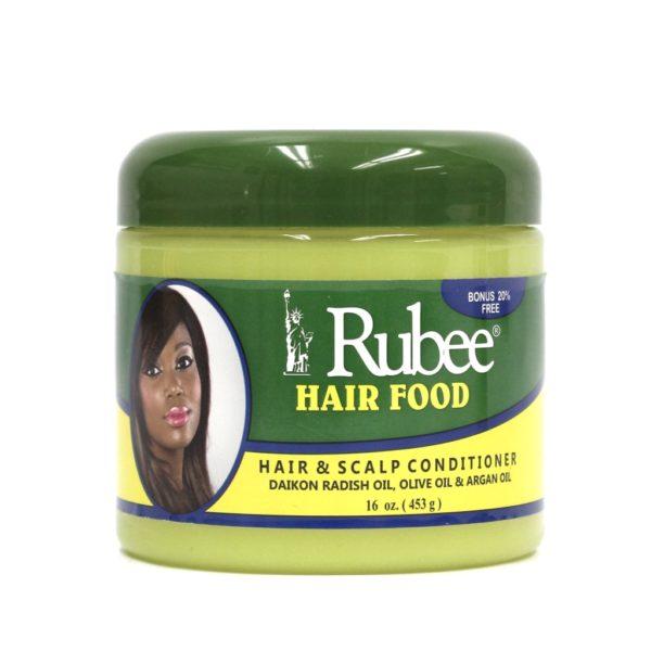 Rubee Hair Food 16oz
