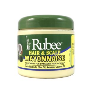 Rubee Hair & Scalp Mayonnaise