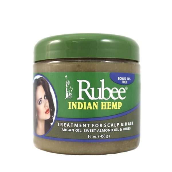 Rubee Indian Hemp 16oz