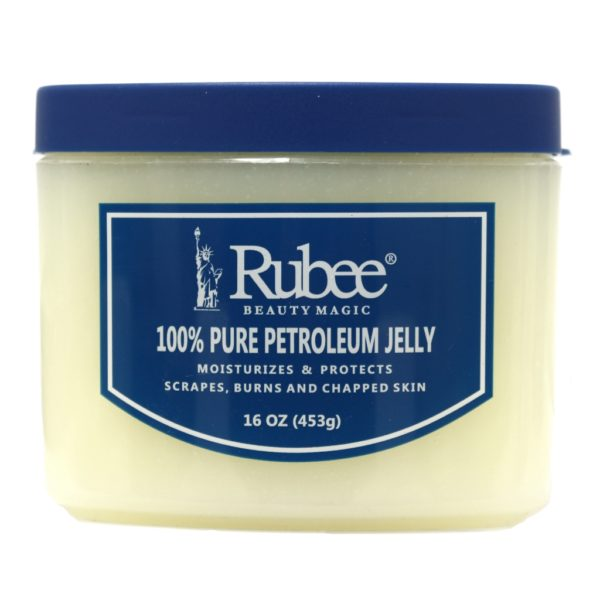 Rubee Petroleum Jelly 16oz
